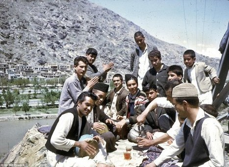 Fascinating Photos Of Afghanistan In The 1960s Show Life Before The Taliban | Arabian Peninsula | Scoop.it