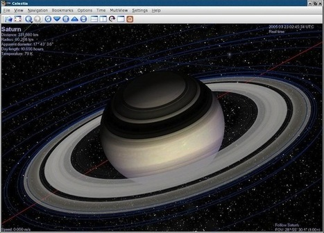 Stargazing with Open Source Software | Wired Cosmos | Science in the Classroom | Scoop.it