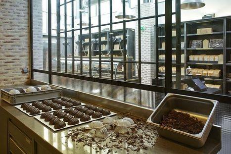 Ducasse passe aux fèves - Libération | Chocolat et gourmandise | Scoop.it