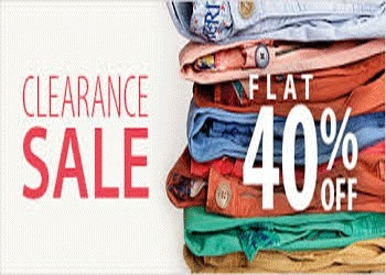 American Swan India Promotions Flat 40% Off on Clearance Sale | Latest Coupon Codes and Deals in India for Online Shopping Stores | Scoop.it