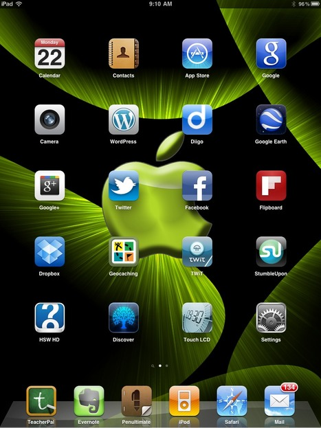 50+ iPad apps by a Geography Teacher | Mobile Learning  & Tourism | Scoop.it