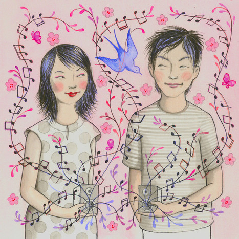 Music Enhances Feelings of Attraction   audio branding   Scoop.it