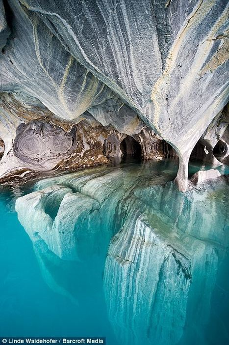 "Chile: The marble caves | ""#Volunteer Abroad Information: Volunteering, Airlines, Countries, Pictures, Cultures"" 