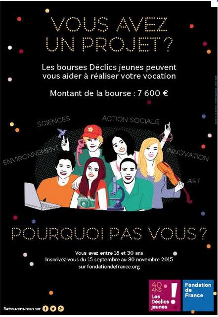 L'édition 2016 du Concours Déclics jeunes de la FONDATION de FRANCE est lancée ! | actions de concertation citoyenne | Scoop.it