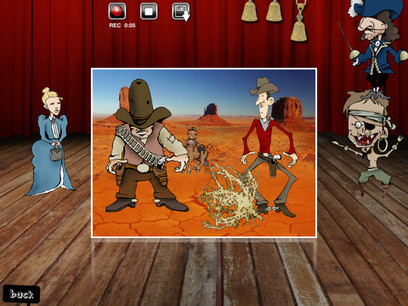 10 Creative iPad Apps for Digital Storytelling in Class | Digital Storytelling | Scoop.it