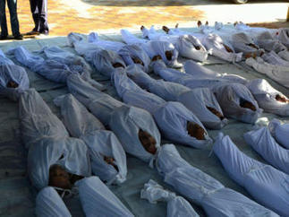 """Why are chemical weapons the """"red line"""" for Syria? 
