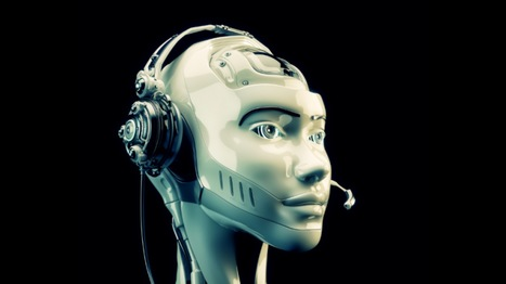 Freakishly realistic telemarketing robots are denying they're robots   Digital #MediaArt(s) Numérique(s)   Scoop.it