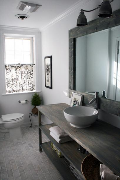 { Focus } 25 idées déco pour une jolie salle de bain [suite] | DecoCrush blog déco, idées déco | Ma décoration d'intérieur | Scoop.it