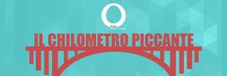 Marketing territoriale: il Chilometro Piccante di Shape | Shape-Grafica | Scoop.it
