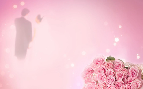 Rose Sweetheart PPT Backgrounds   PowerPoint Backgrounds   Scoop.it