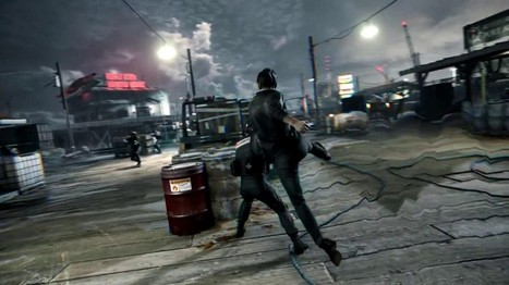 Quantum Break – AAA Transmedia Binge Viewing | Tracking Transmedia | Scoop.it