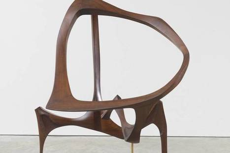 Castles in the Sitting Room: Furniture as High Art - Wall Street Journal | Designed for Form and Function ....Chairs and Other Objects | Scoop.it