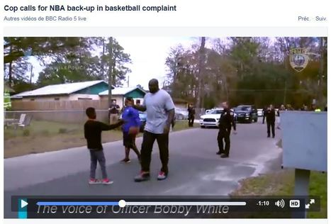 Cop calls for NBA back-up in basketball... - BBC Radio 5 live | SportonRadio | Scoop.it