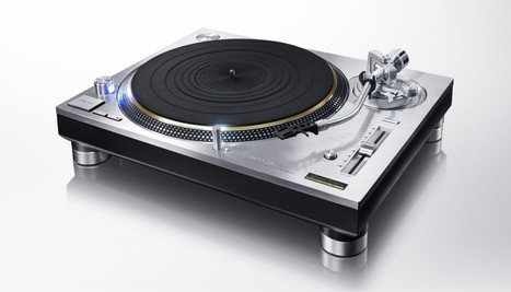 The limited edition Technics SL-1200GAE, with more to come   DJing   Scoop.it