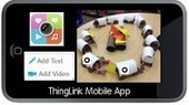 Cool Tools for 21st Century Learners: ThingLink Mobile App - Capture and Share Teachable Moments | iPads, MakerEd and More  in Education | Scoop.it