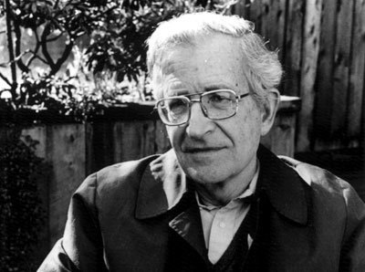 Filósofo Noam Chomsky afirma que todos deberían ser anarquistas – Urbanbox | cooperación intercambio | Scoop.it
