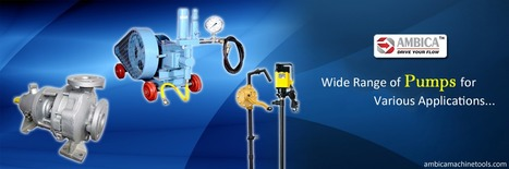 Achieve Your Desired Goal with Industrial Pump Manufacturers in India | Buy the Best Pump from Centrifugal Pump Supplier | Scoop.it