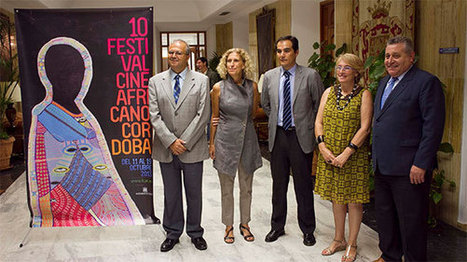 Le Festival de cinéma Africain de Cordoue fête ses dix ans du 11 au 19 octobre | Actions Panafricaines | Scoop.it