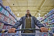 Would A Shopping Cart Mirror Showing Your Fat Face Make You Buy More Vegetables? | Societal | Scoop.it