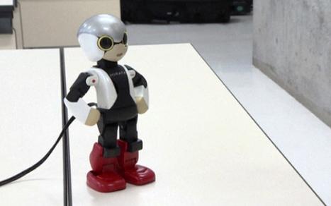 Talking 'robot astronaut' blasts into space   Tout est relatant   Scoop.it