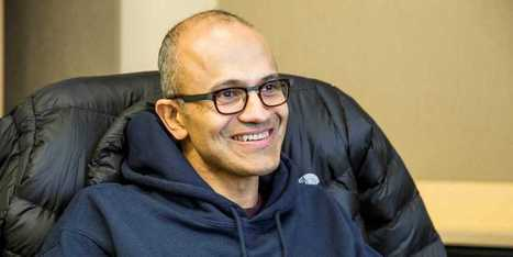 Facts About New Microsoft CEO Satya Nadella - Business Insider   chromecast   Scoop.it
