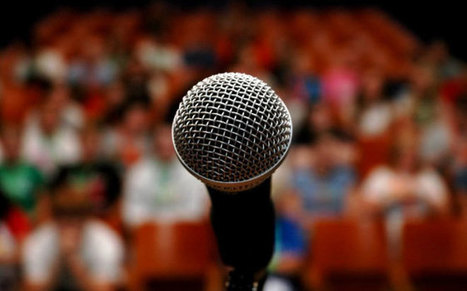 How to give a killer presentation or…not let your presentation kill you! | General | Scoop.it