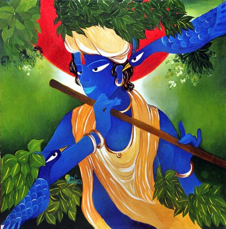 Chanchal Ganguly - Art Paintings of Indian Artists, Online Indian Art Gallery | Heroe | Scoop.it
