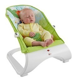 Buy Fisher-Price Rainforest Friends Comfort Curve Bouncer | Discounts India | Scoop.it