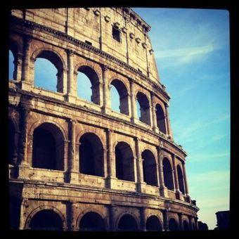 Roma. Innamorata.   Week end à Rome   Scoop.it