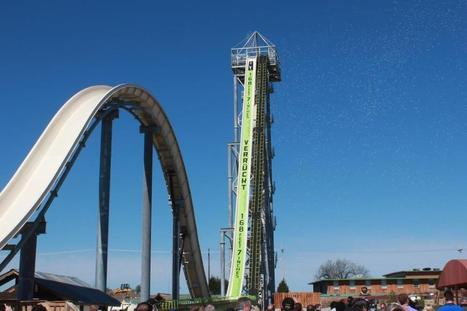 Make a Splash: 10 New Water Slides You Should Try - NBCNews.com | sustainability topics | Scoop.it