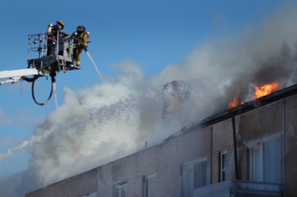 Police: Chicago apartment fire linked to arson | Construction Accident Attorneys Chicago | Serious Injury Law Firm Illinois | Personal Injury | Scoop.it