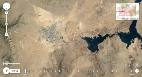 A quarter century of satellite imagery | Digital  Humanities Tool Box | Scoop.it