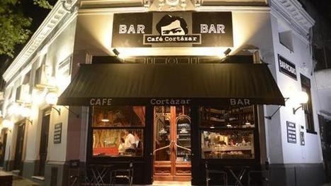Abrieron un bar en Almagro dedicado a Julio Cortázar | Educación 2015 | Scoop.it