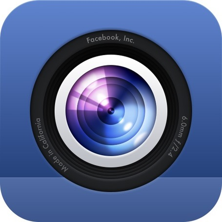 #FacebookCamera share photos on Facebook faster than ever using #iphone #edtech20 #mlearning | Technology Advances | Scoop.it