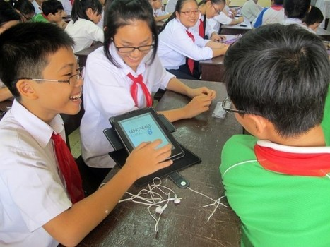 Classbook Makes Tablets for Education in Vietnam   IDG Ventures ...   Eduventures   Scoop.it