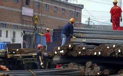 Acier : Pékin pourrait délocaliser certaines surcapacités au Brésil | Forge - Fonderie | Scoop.it