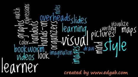 How to Maximize your Learning Potential! Are you a Visual Learner? Find out! | Tips for Learning Online | Scoop.it