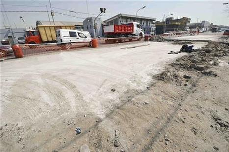 Lanús: obras de bacheo y pavimentación - El Día (Argentina)   Clip de Noticias Lanús   Scoop.it