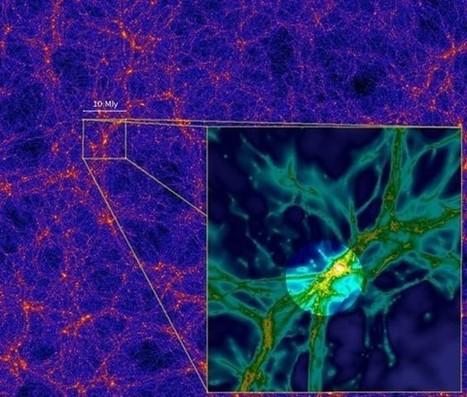 Raggiunta ed ingabbiata l'antimateria, occorre capire cosa farne e se comporta dei rischi Informazione | InformAzione | Scoop.it