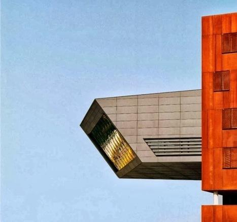 BIBLIOTHÈQUE ET CENTRE D'APPRENTISSAGE PAR Zaha Hadid Architects | Génie civil et Travaux Publics Engineering | Bibliothèques en évolution | Scoop.it