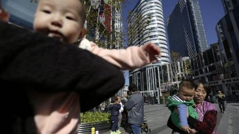 China's two-child policy: Single mothers left out - BBC News | Geography is my World | Scoop.it