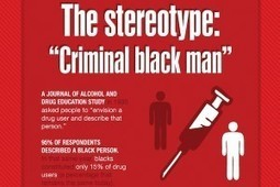 How US drug laws have created a new racial caste system [Infographic] | And Justice For All | Scoop.it