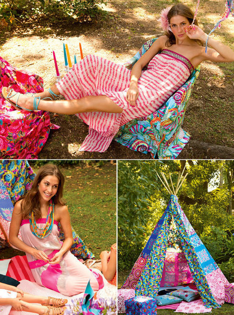 Camping Chic: 11 New Patterns – Sewing Blog   BurdaStyle.com   Pattern Making   Scoop.it