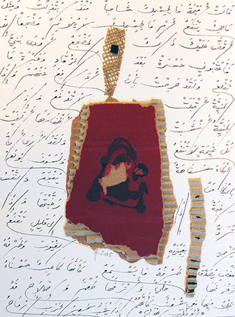 Syrian poet Adonis introduces his artworks | D_sign | Scoop.it