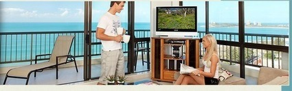 Comfortable beach view holiday accommodation | accomodations | Scoop.it