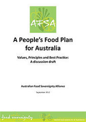 Project of the Day: the People's Food Plan Process in Australia | Peer2Politics | Scoop.it