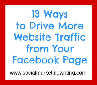13 Ways to Drive More Website Traffic from Your Facebook Page | Big Idea Mastermind Helps Beginners To Earn Money Online | Scoop.it