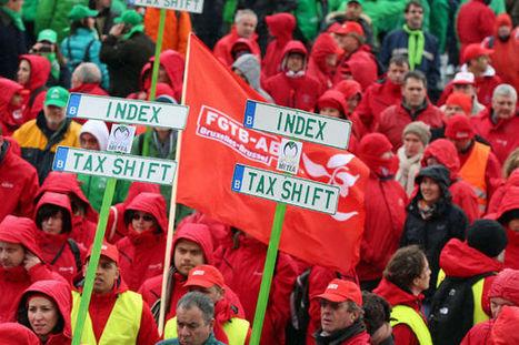 'Een verzwakte vakbond betalen we cash'   De vakbond is nodig. Vandaag meer dan ooit!   Scoop.it