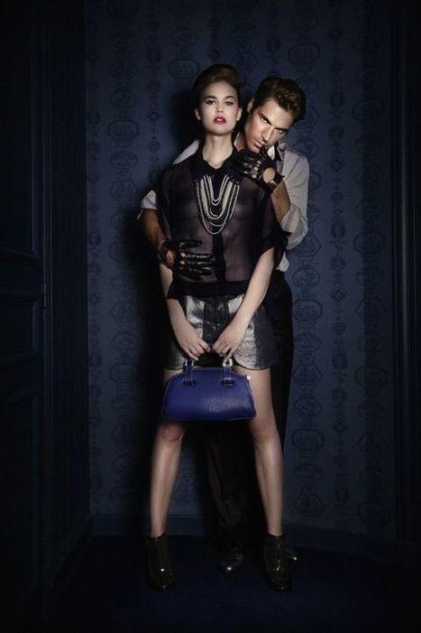 JENNY & JEROME BY ALEX FADEL FOR FASHION VERTIGO | Les Gentils PariZiens : style & art de vivre | Scoop.it