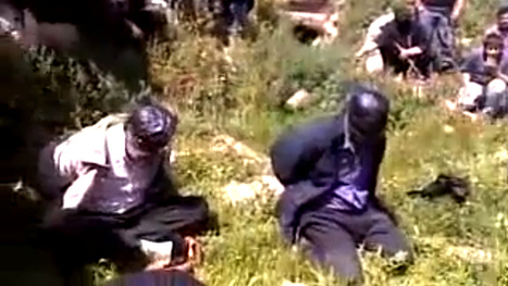 New video of 'Islamist' public beheadings of 'Assad loyalists' surfaces in Syria (GRAPHIC CONTENT) #FSA #EU #US | Saif al Islam | Scoop.it